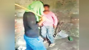 Haryana Shocker: Dalit Boy Thrashed by 'Upper Caste' Men in Sonepat for Washing Cattle in Their Pond, Police Arrest Accused After Video Goes Viral