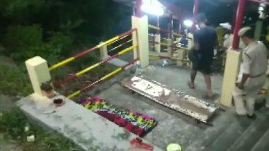 Beheaded Body of Woman Found Near Kamakhya Temple in Guwahati, Police Suspect Human Sacrifice