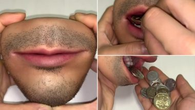 Human Mouth Coin Purse Freaks Netizens, Creepy Video Goes Viral