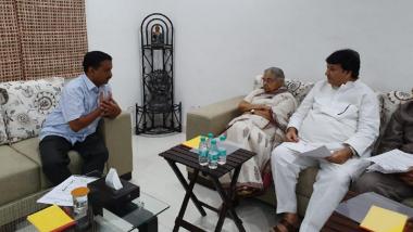 Delhi: Sheila Dikshit Meets Arvind Kejriwal Demands 6-Month Waiver for Power Consumers