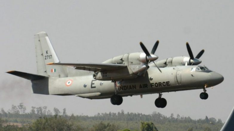 IAF AN-32 Aircraft Remains Missing Even After Four Days of Search Operation; Efforts to Locate IAF Transporter Underway