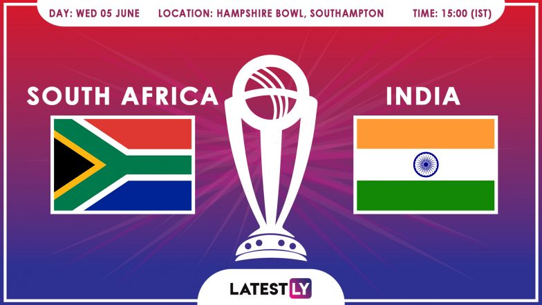 India vs South Africa, ICC Cricket World Cup 2019 Match Preview: IND Aim to Further Proteas' Misery in CWC