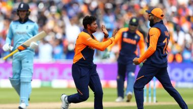 'Jai Hind' Trends in Pakistan as Twitterati Support India In Match Against England in ICC Cricket World Cup 2019 (Read Tweets)