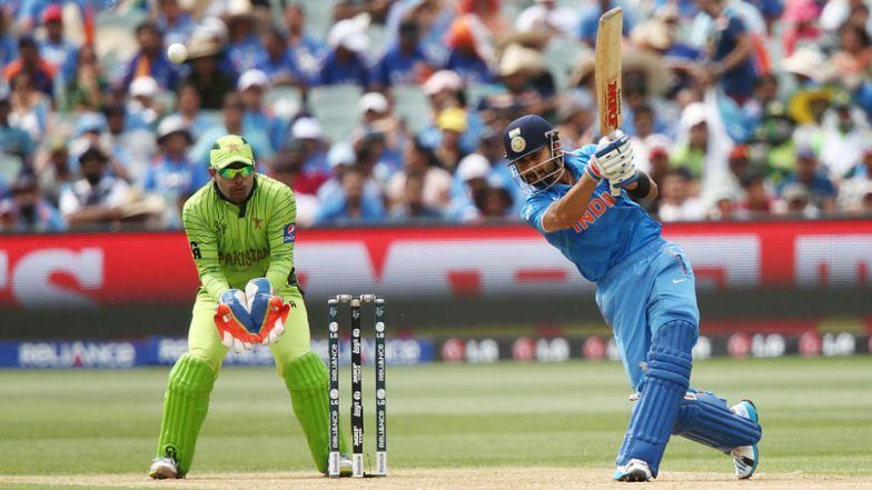 Ahead of India vs Pakistan World Cup 2019, Look How the Action Unfolded in IND vs PAK 2015 Edition of CWC