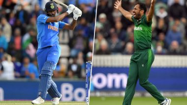 India vs Pakistan Dream11 Team Predictions: Best Picks for All-Rounders, Batsmen, Bowlers & Wicket-Keepers for IND vs PAK in ICC Cricket World Cup 2019 Match 22