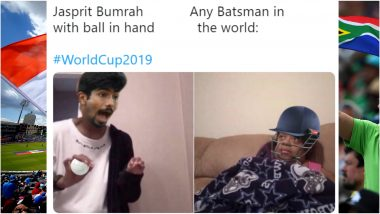 IND vs SA Funny Memes and Jokes Make ICC Cricket World Cup 2019 ODI Match More Enjoyable! Thank You, Team India