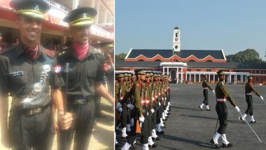 Identical Twins Commissioned Into Indian Army After Passing Out From Indian Military Academy