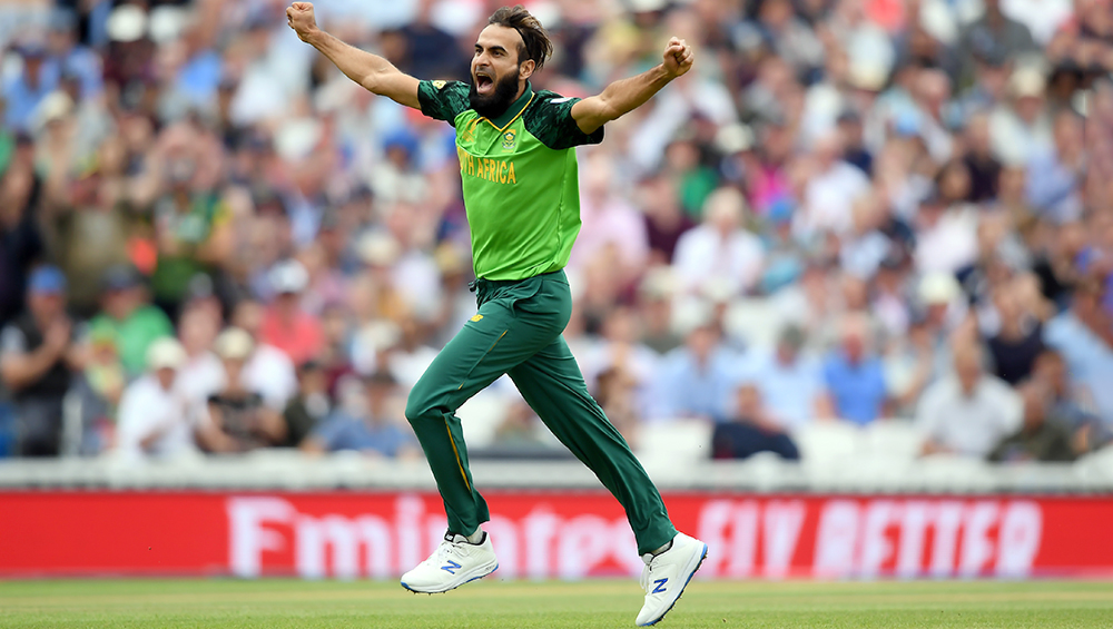 Imran Tahir Birthday Special: 5 Times When South African Leg-Spinner Destroyed Opposition Batting Line-Up
