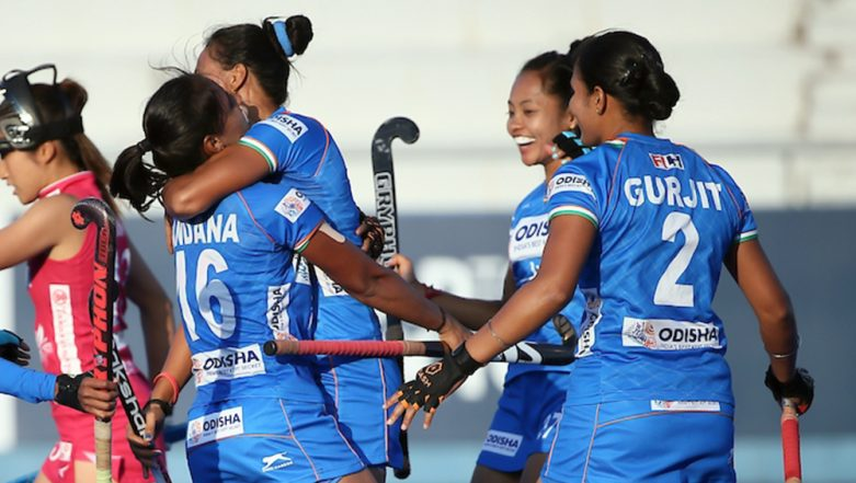 PM Narendra Modi Congratulates Indian Women's Hockey Team For Winning FIH Series Finals Tournament Against Japan