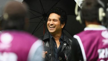 Sachin Tendulkar Says Pakistan Lacked Out of the Box Thinking During IND vs PAK Match at ICC CWC 2019