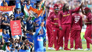 India vs West Indies Dream11 Team Predictions: Best Picks for All-Rounders, Batsmen, Bowlers & Wicket-Keepers for IND vs WI in ICC Cricket World Cup 2019 Match 34