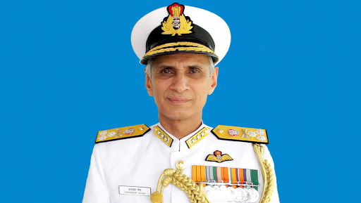 Navy Chief Admiral Karambir Singh Sets New Rules For Staff: Abstain From Ostentatious Behaviour, Eat Simple Meals, Curb Fawning