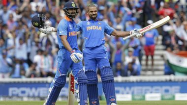 Injured Shikhar Dhawan Motivated, Want to Keep Him Back, Says Virat Kohli After Gabbar Hit By Nathan Coulter-Nile