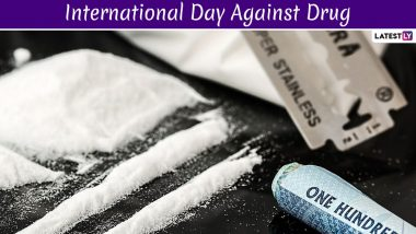International Day Against Drug Abuse & Illicit Trafficking: A Look At Drug Abuse Statistics in India