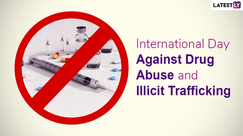 International Day Against Drug Abuse and Illicit Trafficking 2019: Theme and Significance of the Day That Aims for a Drug-Free Society