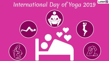 Yoga for Sex: Learn How to Improve Your Libido With Asanas This International Day of Yoga 2019