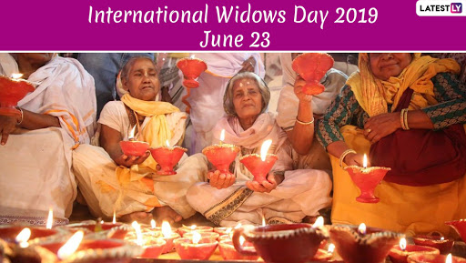 International Widows Day Anniversary Special 2019: Celebrating Social Freedom of Women Against Dogmas By Filling Colours of Awareness