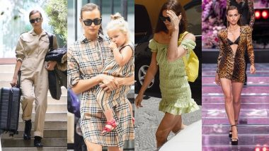 Irina Shayk's Post Breakup Vogue Is So Gorgeous And Sublime That You Can Probably Take Some Style-Inspiration From Her!
