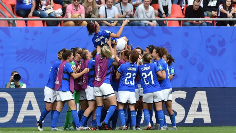 Jamaica vs Italy, FIFA Women's World Cup 2019 Live Streaming: Get Telecast & Free Online Stream Details of Group C Football Match in India