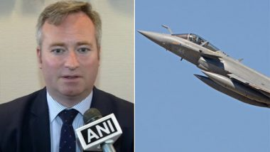 Rafale Deal Row: French Minister JB Lemoyne Clears Air, Says 'Don't Bother About Controversies, We Just Want to Deliver'