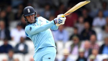 England Squad for Ireland Test: Jason Roy, Olly Stone Named in Playing XI
