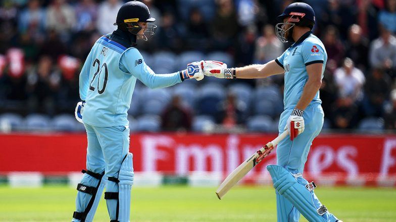 This Day That Year: Jason Roy, Chris Woakes Star As England Knock Australia Out of 2019 Cricket World Cup