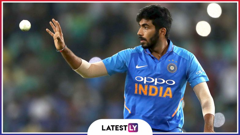 Jasprit Bumrah Stats and Records: A Look at Profile of Team India Spearhead Ahead of IND vs SA ICC Cricket World Cup 2019 Match