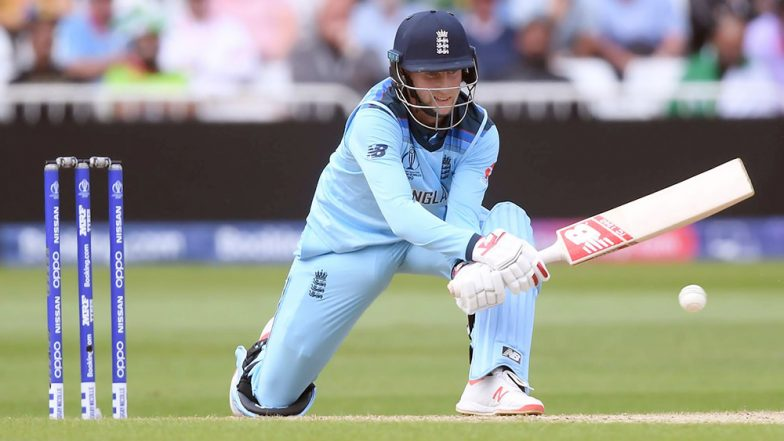 Joe Root Becomes First Batsman to Score Century in ICC Cricket World Cup 2019, Notches Highest Score During PAK vs ENG CWC19 Match