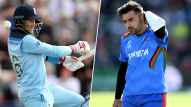 ENG vs AFG, ICC Cricket World Cup 2019: Joe Root vs Rashid Khan and Other Exciting Mini Battles to Watch Out for at The Old Trafford Cricket Ground in Manchester