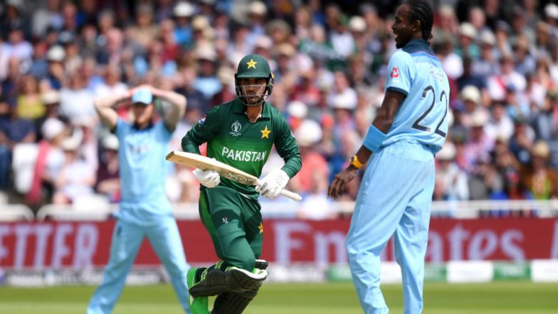 13 Players Fined After Pakistan vs England ICC Cricket World Cup 2019 Match!