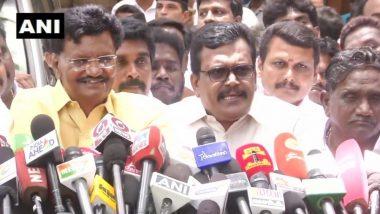 AMMK leader Thanga Tamilselvan Joins DMK, Praises MK Stalin for Lok Sabha Elections 2019 Win and Bold Decisions