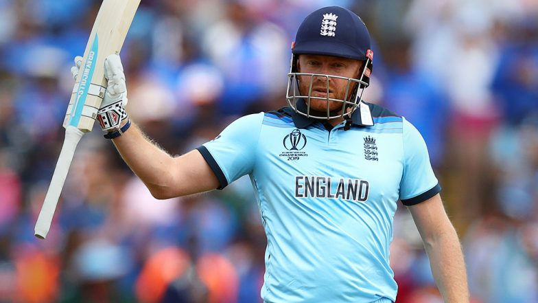 New Zealand vs England: Jonny Bairstow Gets His Favourite Bat Repaired Just Before ICC Cricket World Cup 2019 Final