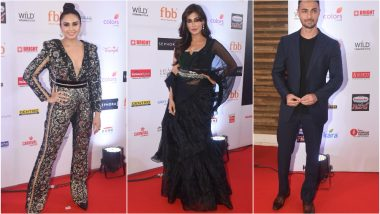 Femina Miss India 2019 Grand Finale: Judges Huma Qureshi, Chitrangada Singh, Aayush Sharma Arrive at the Red Carpet