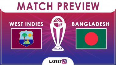 West Indies vs Bangladesh, ICC Cricket World Cup 2019 Match 23 Video Preview