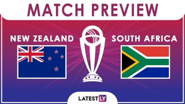 New Zealand vs South Africa, ICC Cricket World Cup 2019 Match 25 Video Preview