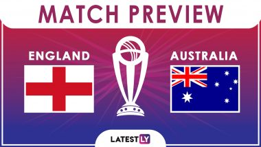 England vs Australia, ICC Cricket World Cup 2019 Match 32 Video Preview