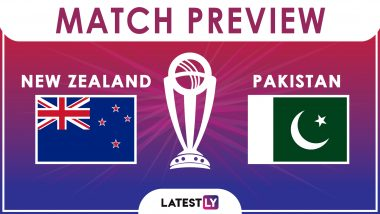 Pakistan vs New Zealand, ICC Cricket World Cup 2019 Match 33 Video Preview