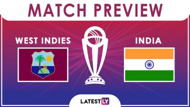 India vs West Indies, ICC Cricket World Cup 2019 Match 34 Video Preview