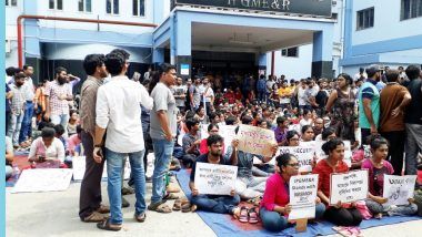 Doctors' Strike: AIIMS, Other Hospitals Join IMA-Called Stir; Health Services Hit in Delhi