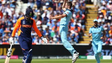 KL Rahul Perishes for 9-Ball Duck! Fans Left Disappointed As the Opener Fails to Score Big Yet Again in ICC Cricket World Cup 2019