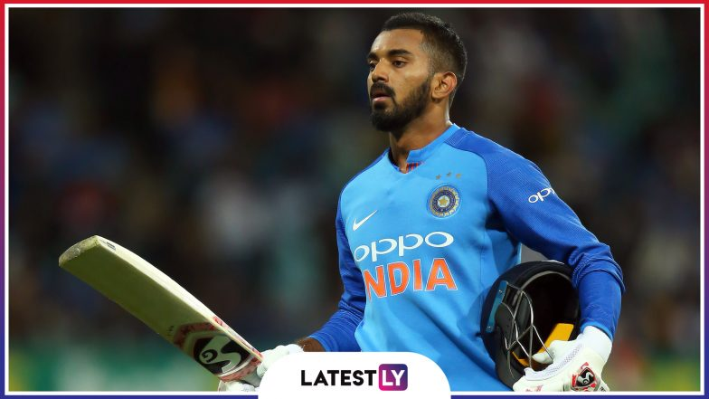 KL Rahul Stats and Records: A Look at Profile of Team India Player Who Can Replace Injured Shikhar Dhawan as Opener in ICC Cricket World Cup 2019