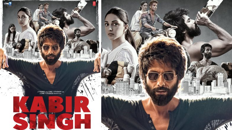 Kabir Singh Box Office Collection Day 20: Shahid Kapoor's Romantic Drama Beats Uri - The Surgical Strike to Become the Highest Grossing Film of 2019, Rakes in Rs 246.28 Crore