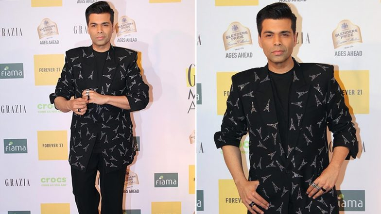 Grazia Millennial Awards 2019: Karan Johar AVOIDS Interacting With Media, Is it Because of Sooryavanshi Controversy?