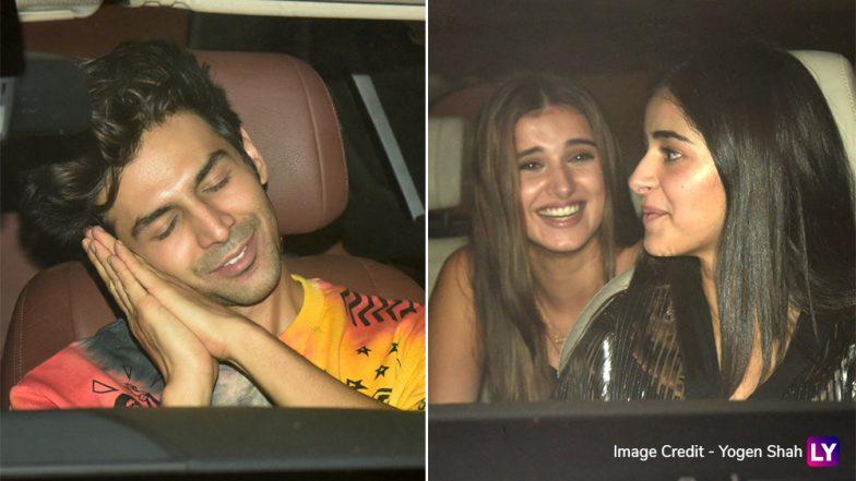Karan Johar Party Pics: Kartik Aaryan, Ananya Panday, Katrina Kaif and Other Bollywood Celebs Grace the Bash but Why?
