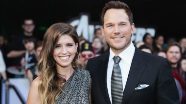 Katherine Schwarzenegger Makes Her First Public Appearance As Mrs Chris Pratt