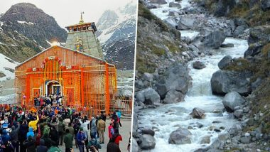 Kedarnath Pilgrims to Soon Walk on Glass Bridge Over Mandakini River in Uttarakhand