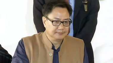 Sports Minister Kiren Rijiju Wants Active Participation from State, District Football Bodies and Corporates