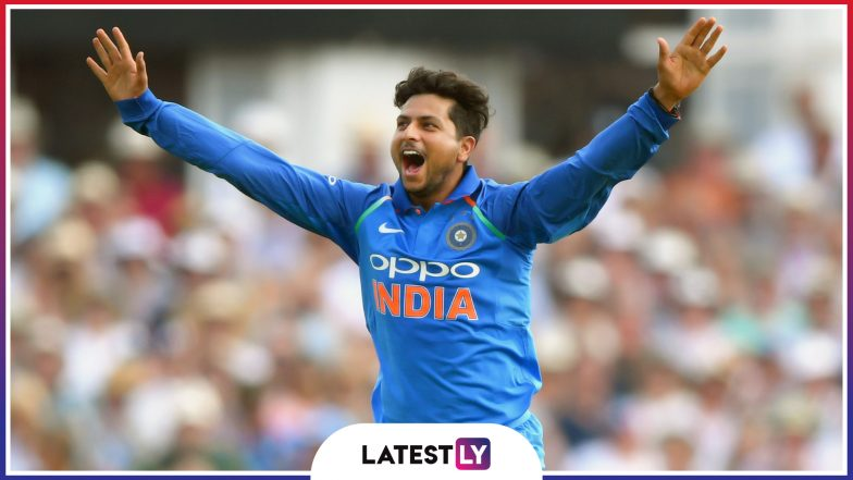 Kuldeep Yadav Stats and Records: A Look at Profile of Team India Player Ahead of IND vs SA ICC Cricket World Cup 2019 Match