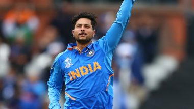 Kuldeep Yadav Hat-Trick Video: Watch Indian Spinner Scalp His Record ODI Hat-Trick vs West Indies in Vizag