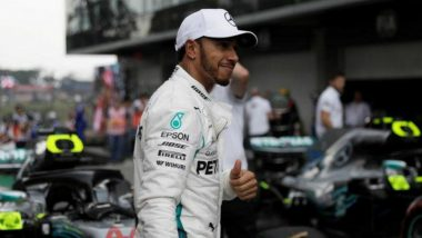 Lewis Hamilton Clinches Pole Position at French Grand Prix